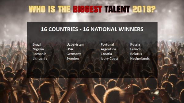 Biggest Talent